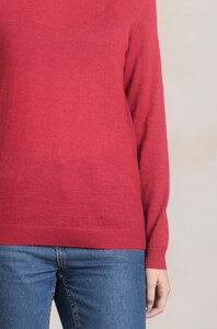 100% Alpaka Rollkragen-Pullover aus Peru - in mehreren Farben - KUNA