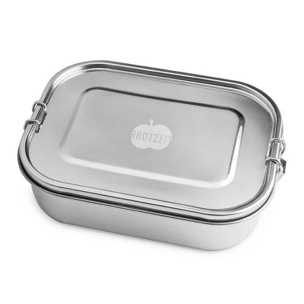 brotzeit dichte edelstahl lunchbox klickstar avocadostore. Black Bedroom Furniture Sets. Home Design Ideas