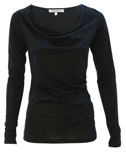 Cascade Shirt Raven - Alma & Lovis