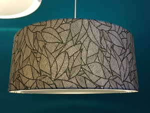 Hängeleuchte flat Leaves - my lamp