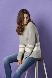 Pullover aus Bio-Baumwolle (GOTS-zerifiziert) - Himalaya
