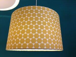 Hängeleuchte Geometrical senf - my lamp