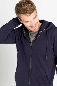 Phillipp Sweat Hoody Jacket - SHIRTS FOR LIFE