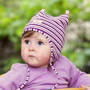 Baby / Kinder Mütze Ida - Pickapooh