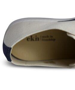 Oak Low / Canvas / Weiße Sohle - ekn footwear
