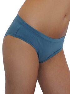 6er Pack Damen Hipster Slip  Bio-Baumwolle 5 Farben  - Albero