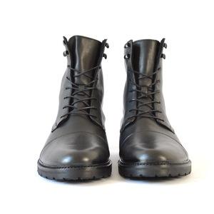 '94 Leder Stiefel Black - SORBAS