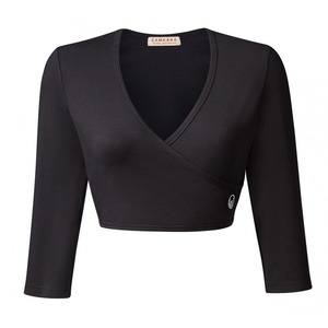 Damen Shoulder Shrug ASSAM - ZAMKARA yogawear