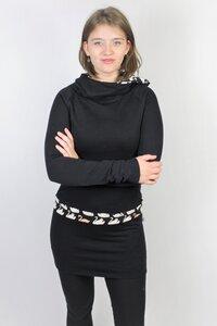 "in 6 Farben: Bio Kapuzenkleid ""Tjerka""  - Frija Omina"
