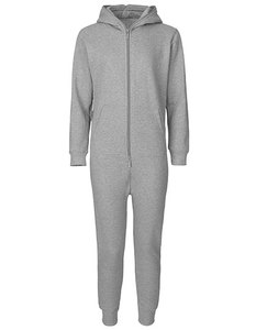 Kinder Teenager Hausanzug Jumpsuit - Neutral