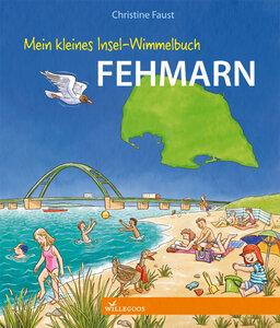 Mein kleines Insel-Wimmelbuch Fehmarn - Willegoos Verlag