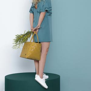Einkaufstasche Paris - verschiedene Farben - Handed By