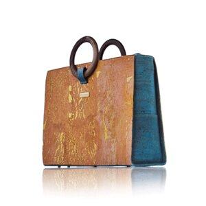 Bossy Kork Business-Handtasche - Bag Affair