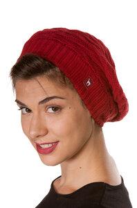 100% Alpaka Strick-Mütze aus Peru - in mehreren Farben erhältlich - Apu Kuntur