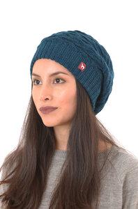 100% Alpaka Strick-Mütze aus Peru - BIESEN - Apu Kuntur