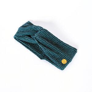 Stirnband im Turbanlook - dreisechzig