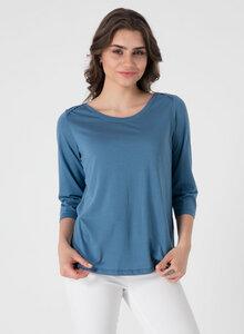 3/4 Sleeve T-shirt aus Tencel® und Bio-Baumwolle - ORGANICATION