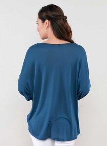 Longsleeve Bluse aus Tencel® - ORGANICATION