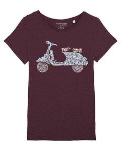 T-Shirt Patchwork Roller  - YTWOO