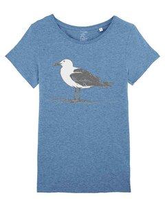 T-Shirt Möve Print - YTWOO