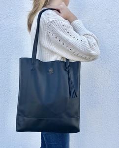 JUBELIST Shopping Bag Tasche Einkaufstasche VALENTINA - verschiedene Farben  - JUBELIST