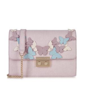 ' Vanessa ' Umhängetasche Tasche mit Kette Cross Body - LaBante London