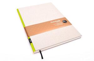 Design Notizbuch DIN A4 Steifbroschur - tyyp
