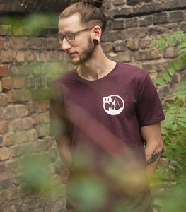 Hi Hai Haidrun - Fair Wear Männer T-Shirt - päfjes