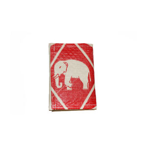 Portemonnaie aus gebrauchtem Zementsack (2-fach faltbar) - Upcycling Deluxe
