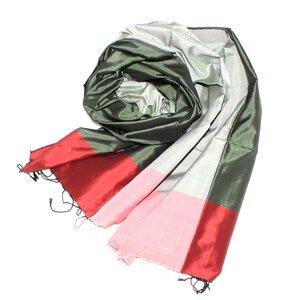 DIANA Edler Schal aus handgewebter Seide - Schönes aus Indochina