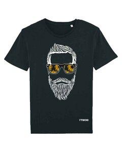 T-Shirt Hippen Bartträger - YTWOO