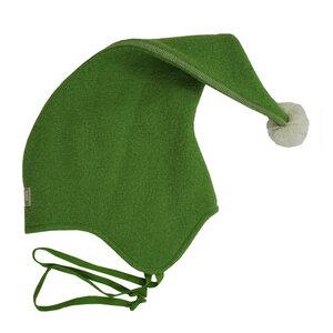 Zipfelmütze Wichtel Bio-Wollwalk oder Bio-Wollfleece - Pickapooh