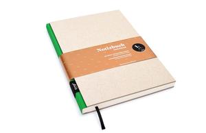 Design Notizbuch DIN A5 Steifbroschur - tyyp