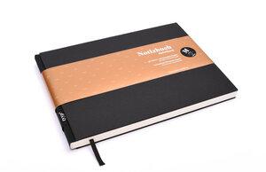 Design Notizbuch DIN A5 Steifbroschur - Querformat - tyyp