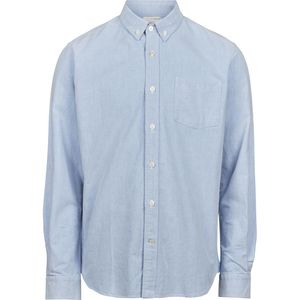 Hemd - Button Down Oxford Shirt - KnowledgeCotton Apparel