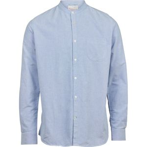 Hemd - Stand Collar Shirt - KnowledgeCotton Apparel