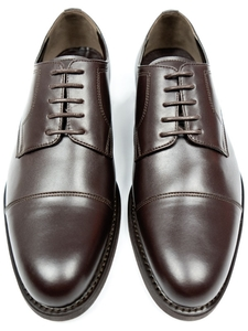 Goodyear Welt Derbys Dunkelbraun Herren - Will's Vegan Shop