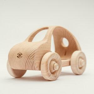 Großes Auto - Spielzeug aus Holz - Pislik