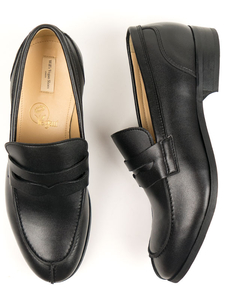 City-Loafer Schwarz Herren - Will's Vegan Shop