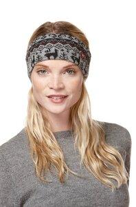 100% Alpaka Strick-Stirnband aus Peru - ANDEN VIENTOS - Apu Kuntur