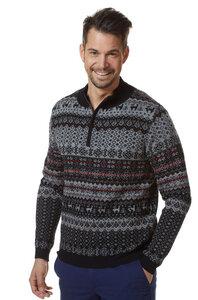100% Alpaka Strick-Pullover aus Peru - ANDEN VIENTOS - Apu Kuntur