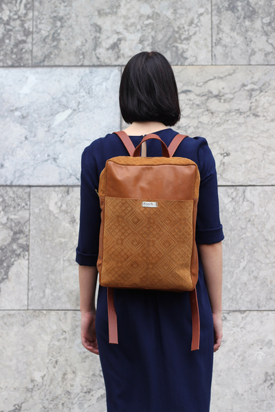 City Rucksack Backpack