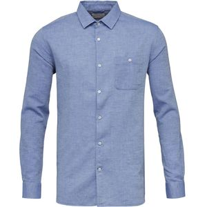 Hemd - Structured Shirt - KnowledgeCotton Apparel