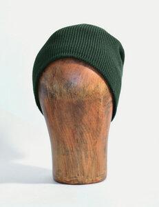 Mütze Super Simpel tannengrün - Zebratod