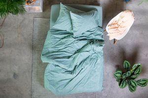 Bettwäsche Set gemustert / Baumwolle - Finn - #lavie
