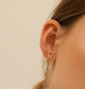 Eternity Studs - Ohrringe - Wild Fawn Jewellery