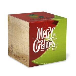 ecocube - Weihnachtsbaum Merry Christmas (Fichte) - Extragoods