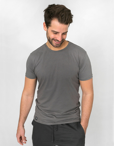"Bio T-Shirt ""Basic stone"" - Zerum"