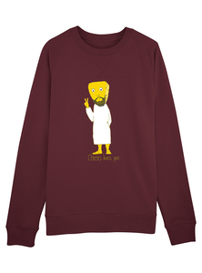 Cheeses loves you - Bio & Fairtrade Sweatshirt - What about Tee