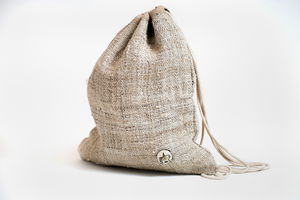 HH Turnbeutel Hanf (String Bag) - Himal Hemp